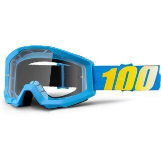 100% Strata, blue/Lens: clear - MX Brille