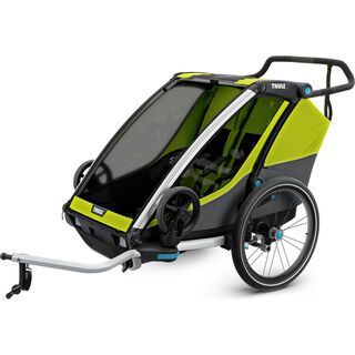 Thule Chariot Cab 2 chartreuse/dark shadow 2019