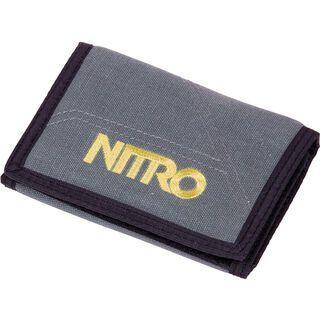Nitro Wallet, gunmetal - Geldbörse
