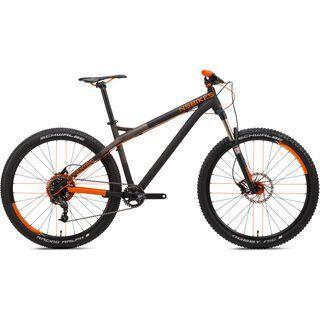 NS Bikes Eccentric Alu 2 2016, black/red - Mountainbike