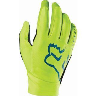 Fox Flexair Glove, fluorescent yellow - Fahrradhandschuhe