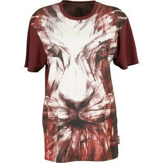 Armada Zone Tech Tee, lion - Funktionsshirt