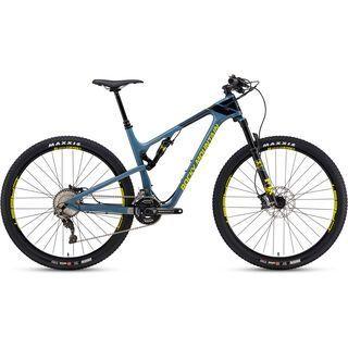 Rocky Mountain Element 970 RSL 2x11 2017, grey - Mountainbike