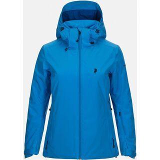 Peak Performance W Anima Jacket, blue organic - Skijacke