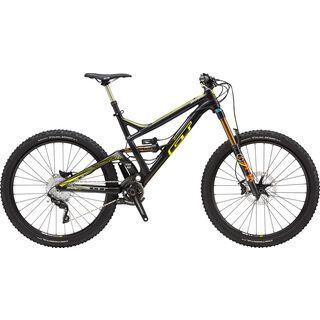 GT Sanction Pro 27.5 2015, matte black - Mountainbike