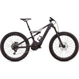 Specialized Turbo Levo FSR Expert Carbon 6Fattie 2018, carbon/silver - E-Bike