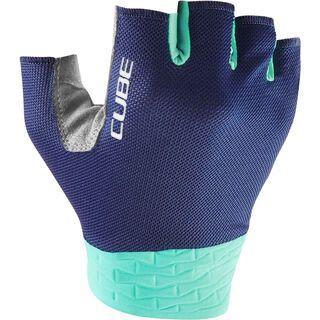 Cube Handschuhe Performance kurzfinger blue´n´mint