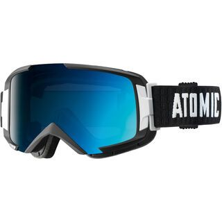 Atomic Savor ML OTG, black/Lens: mid blue multilayer - Skibrille