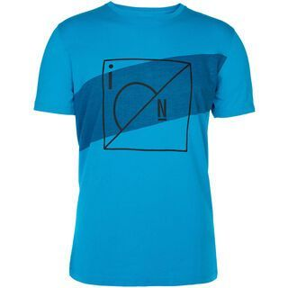 ION Tee SS Sash, blue danube - T-Shirt