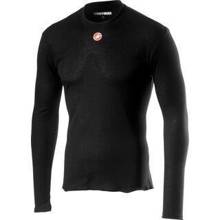 Castelli Prosecco R LS, black - Unterhemd