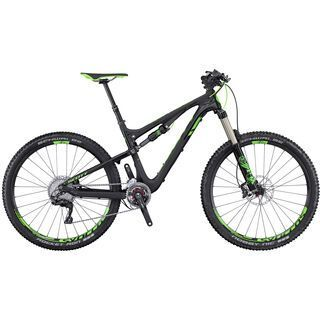 Scott Genius 910 2016, black/green - Mountainbike