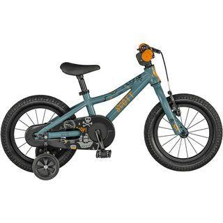 Scott Roxter 14 grey blue/orange/black 2021