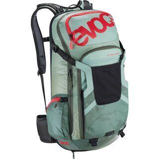 Evoc FR Trail Team, petrol olive - Fahrradrucksack