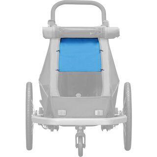Croozer Sonnenschutz für Kid Plus / Kid for 1, ocean blue - Zubehör