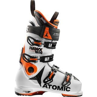 Atomic Hawx Ultra 130 2017, white/orange - Skiboots