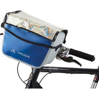Vaude Aqua Box, blue/metallic - Lenkertasche