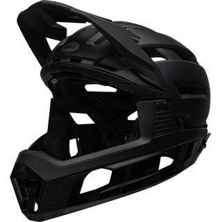 Bell Super Air R Spherical MIPS, matte/gloss black - Fahrradhelm