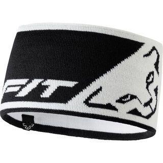 Dynafit Leopard Logo Headband white