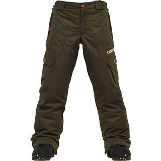 Burton Girls Cargo Elite Pant, Coconut - Snowboardhose