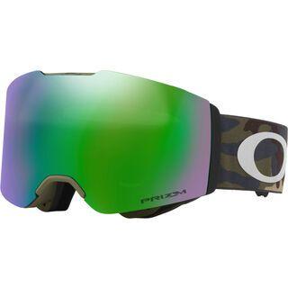 Oakley Fall Line Prizm Army Camo Collection, Lens: prizm jade iridium - Skibrille