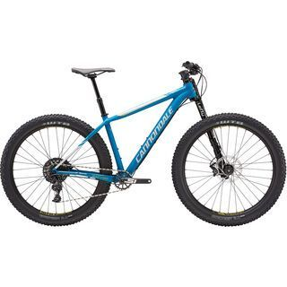 Cannondale Beast of the East 1 2017, blue/grey - Mountainbike