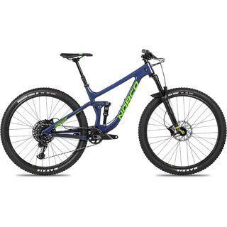 Norco Sight C 3 29 2018, blue/green - Mountainbike