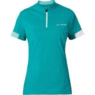 Vaude Womens Tamaro Shirt II, reef - Radtrikot