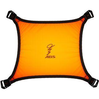 ABS Helmnetz s.Light, orange - Zubehör