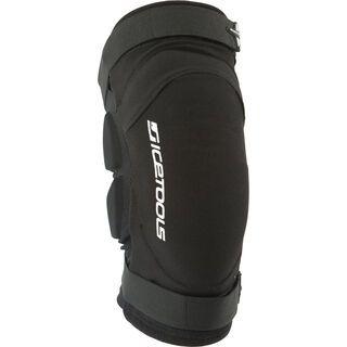 Icetools Knee Guard, black - Knie/Schienbeinschützer