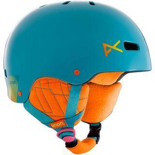 Anon Rime, aqua fresh - Snowboardhelm