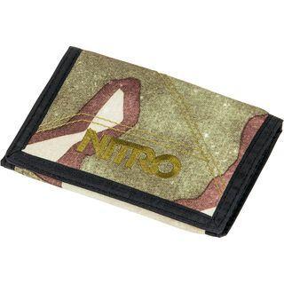 Nitro Wallet, desert camo - Geldbörse