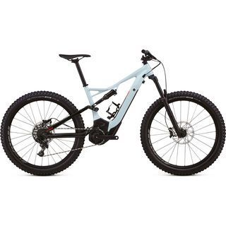 Specialized Turbo Levo FSR 6Fattie 2018, blue/red - E-Bike