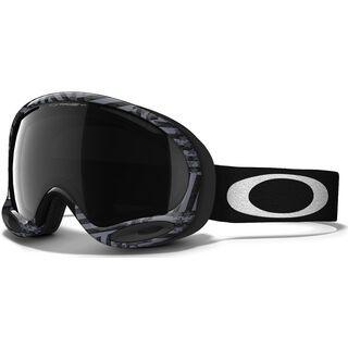 Oakley A Frame 2.0 Shaun White Signature, Old Glory Black/Dark Grey - Skibrille