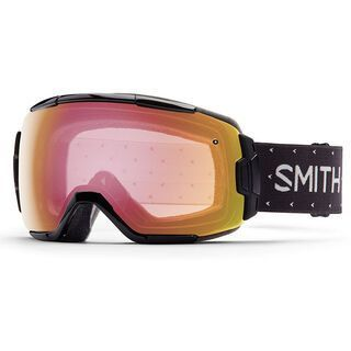 Smith Vice, austin hand knit/red sonsor mirror - Skibrille