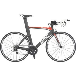 BMC Timemachine TM02 105 2016, black/red - Triathlonrad