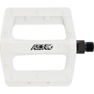 Azonic Shoo-In Pedal, white