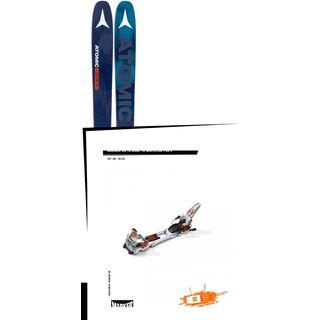 Set: Atomic Backland FR 109 2017 + Marker Duke 16 (95106S)