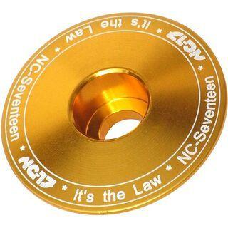 NC-17 Headsetkappe, gold