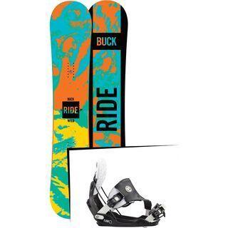 Set: Ride Buck Wild 2016 + Flow Five Hybrid (1513190S)