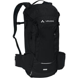 Vaude Bracket 16, black uni - Fahrradrucksack