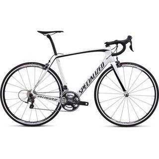 Specialized Tarmac Expert 2016, metallic white/black - Rennrad