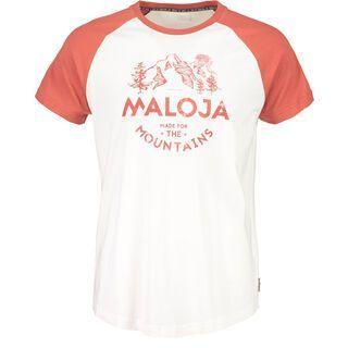 Maloja BeverM., maple leaf - T-Shirt