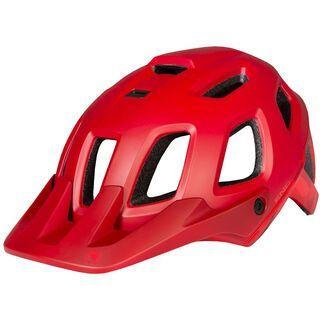 Endura SingleTrack Helmet II, rost - Fahrradhelm