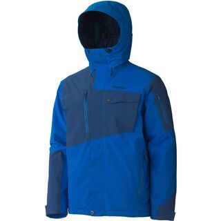 Marmot Tram Line Jacket, Peak Blue/Dark Sapphire - Skijacke