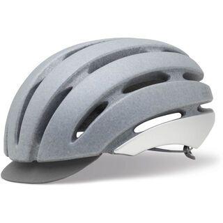 Giro Aspect, transparent pearl white - Fahrradhelm