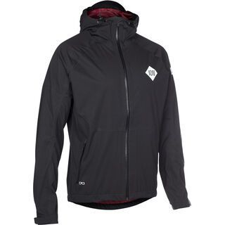 ION 3 Layer Jacket Shelter, black - Radjacke