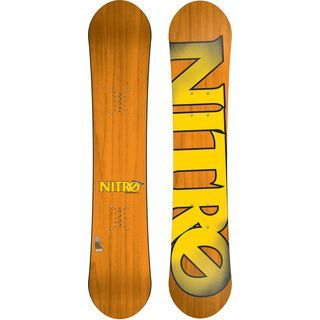 Nitro Ripper Youth 2015 - Snowboard