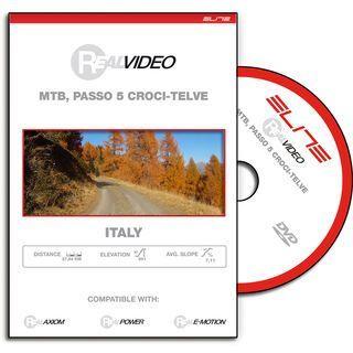Elite MTB, Passo 5 Croci-Telve - DVD