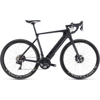 Cube Agree Hybrid C:62 SLT Disc 2019, black edition - E-Bike