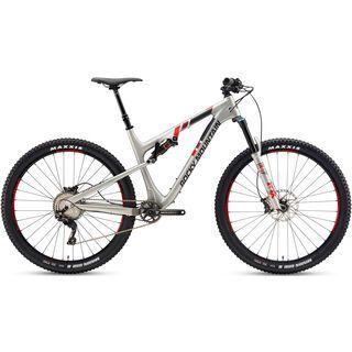 *** 2. Wahl *** Rocky Mountain Instinct 970 MSL 1x11 2017, grey - Mountainbike | Größe M // 43,2 cm